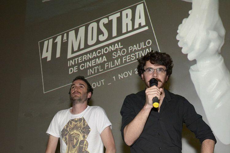Espaço Itaú de Cinema - Frei Caneca 2 / Daniel Werner (produtor) e Sebastián Caulier (diretor) apresentam o filme O Rebanho
