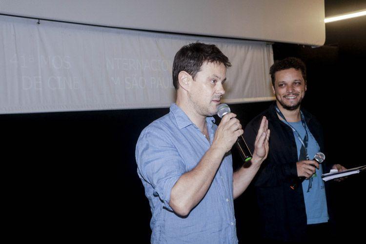 Cine Caixa Belas Artes 3 / Nicolas Wagnières, diretor do filme Hotel Iugoslávia, apresenta seu filme