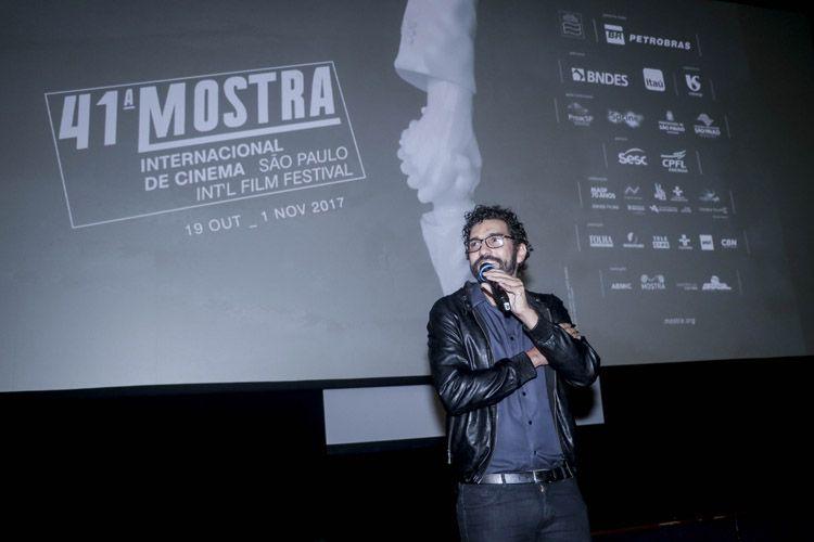 Cinearte 1 / Felipe Bragança, diretor do filme Não Devore Meu Coração, apresenta a sessão