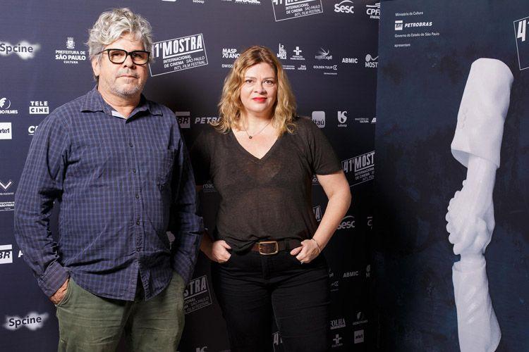 Sérgio Oliveira e Renata Pinheiro, diretores do filme Açúcar