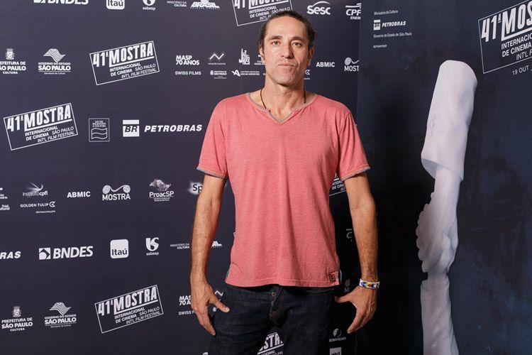 Damián Paris, produtor do filme Não Sei Dizer Adeus