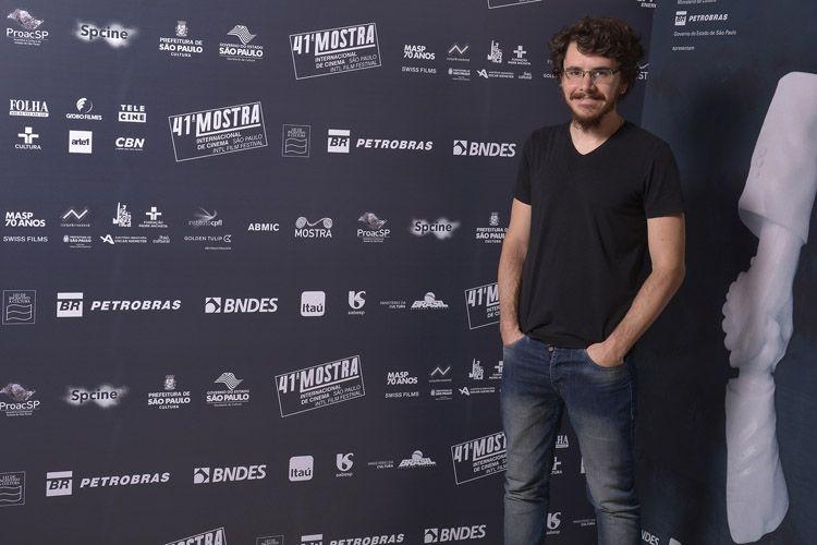 Sebastián Caulier, diretor do filme O Rebanho