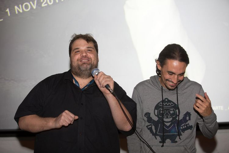 Reserva Cultural 2 / O produtor Rafael Sampaio e o diretor Martín Boulocq apresentam o seu filme Eugênia