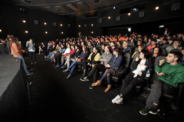 Espaço Itaú de Cinema - Augusta 1 / A equipe de Zama, de Lucrecia Martel, no debate sobre o filme após a sessão