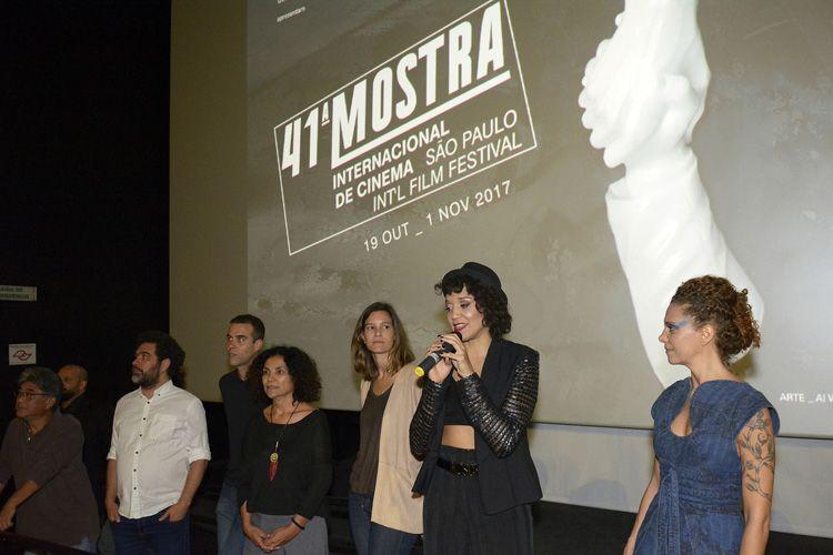 Espaço Itaú de Cinema - Frei Caneca 2 / As diretoras Roberta Estrela D`Alva e Tatiana Lohmann e sua equipe apresentam a sessão do filme Slam: Voz de Levante
