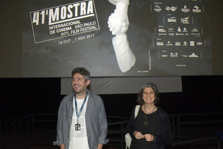 Espaço Itaú de Cinema - Frei Caneca 3 / Tiago Arakilian (diretor) e Silvia Fraiha (produtora) apresentam o filme Antes que Eu Me Esqueça
