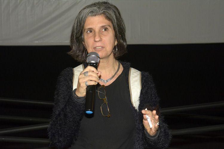 Espaço Itaú de Cinema - Frei Caneca 3 / Silvia Fraiha, produtora de Antes que Eu Me Esqueça, apresenta seu filme