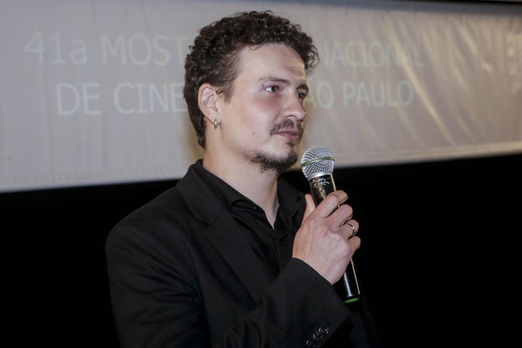 Cine Caixa Belas Artes 3 / Juri Rechinsky, diretor do filme Feio, presente na sessão