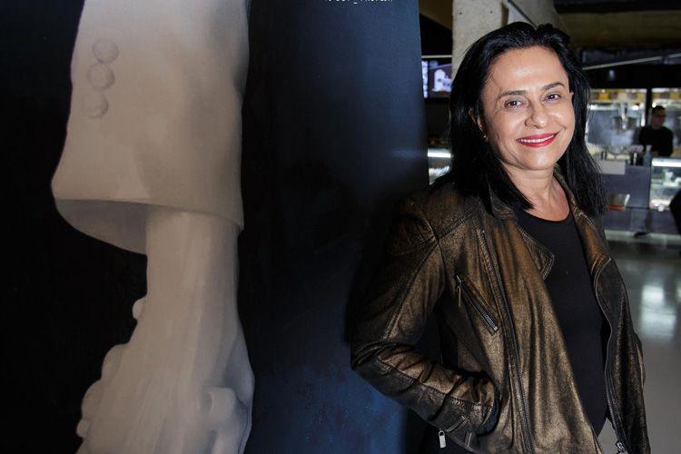 Vânia Catani, produtora do filme Zama, dirigido por Lucrecia Martel