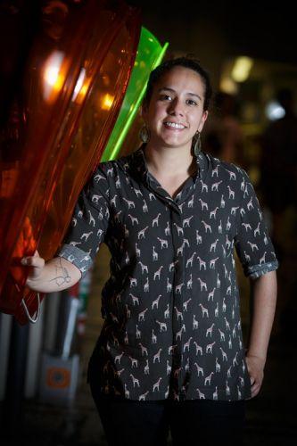 Lissette Orozco, diretora do filme O Pacto de Adriana