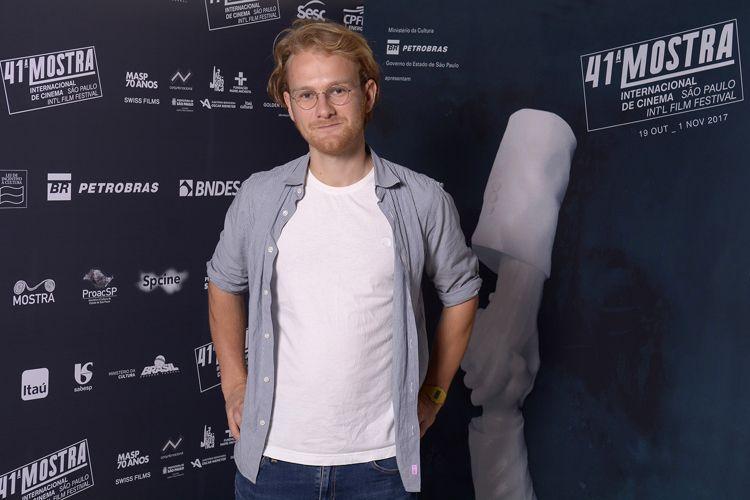 Maximilian Schlehuber, codiretor do filme As Boas Intenções