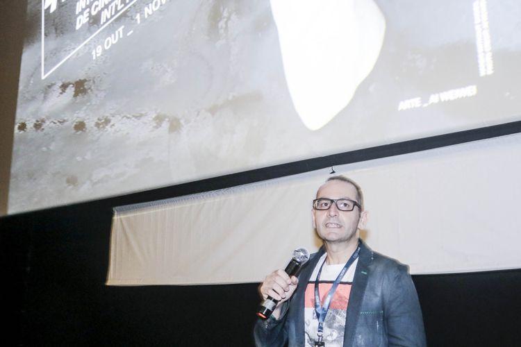 Espaço Itaú de Cinema - Frei Caneca 3 / Hique Montanari, diretor de Yonlu, apresenta seu filme