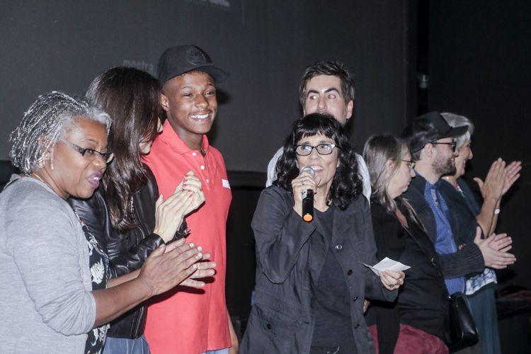 Espaço Itaú de Cinema - Frei Caneca 1 / A diretora Daniela Thomas e a sua equipe apresentam a sessão do filme Vazante