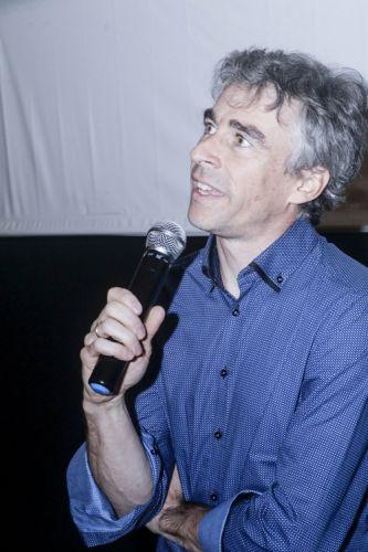 Espaço Itaú de Cinema - Frei Caneca 3 / Samuel Chalard, diretor do filme Favela Olímpica, presente na sessão