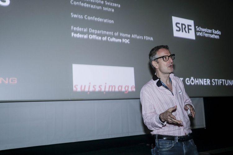 Espaço Itaú de Cinema - Frei Caneca 5 / Thomas Haemmerli, diretor de Eu Sou a Gentrificação: Confissões de Um Canalha, apresenta seu filme