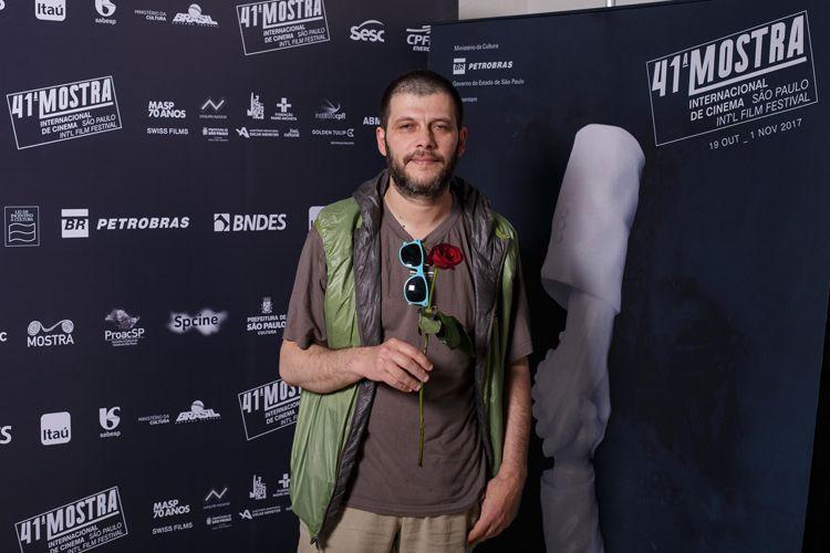 Anton Gonopolski, diretor de O Filme Invisível