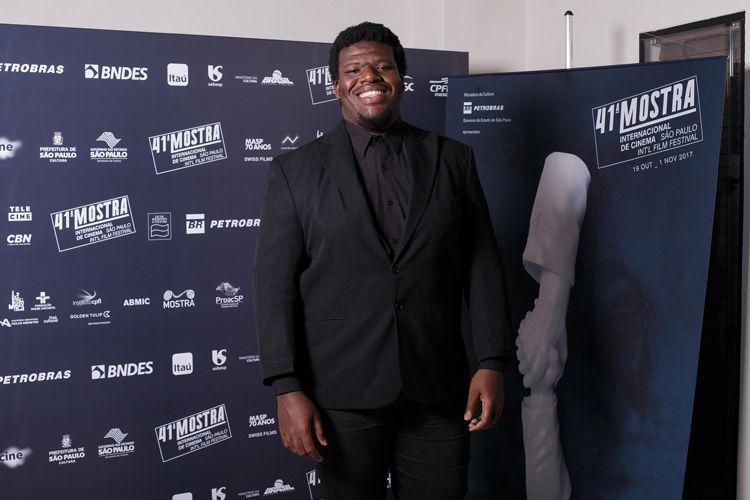 Digão Ribeiro, do elenco do filme Praça Paris, de Lucia Murat