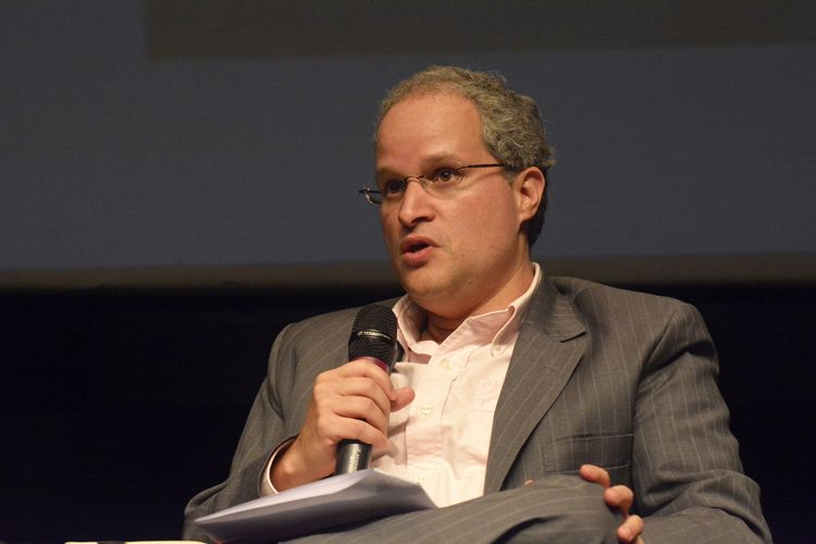 Instituto Itaú Cultural – I Fórum Mostra-Folha – Rumos do Cinema e do Audiovisual / Mesa 2 – Fundo Setorial do Audiovisual: Mudanças a Caminho? – Rodrigo Salinas (advogado)