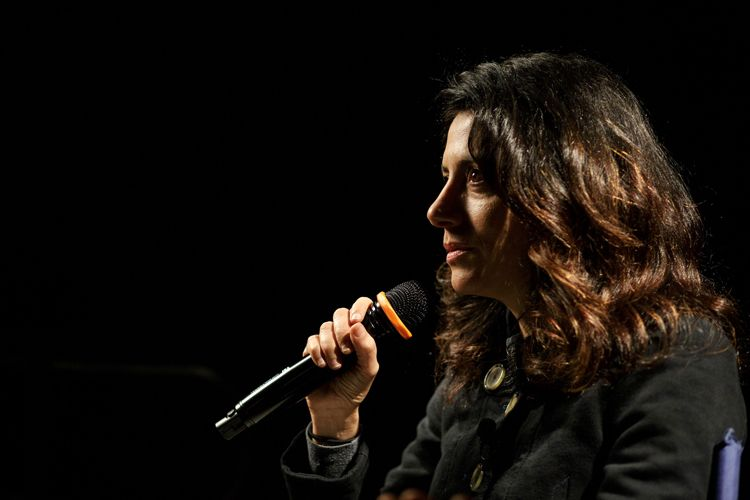 Espaço Itaú de Cinema – Augusta 4 / Memórias do Cinema – Marina Person, cineasta e membro do júri da 41ª Mostra