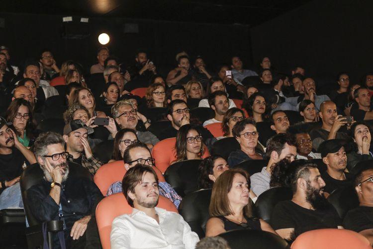 Espaço Itaú de Cinema – Frei Caneca 2 / Público na sessão do filme Legalize Já, de Johnny Araújo e Gustavo Bonafé