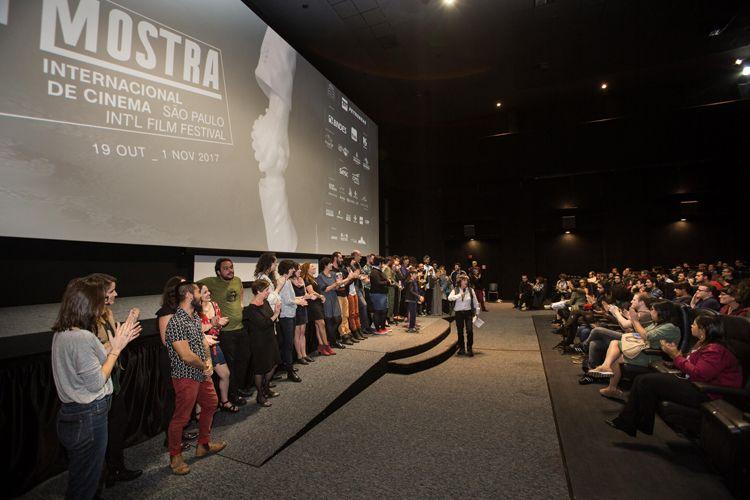 Cinesesc / A equipe do filme As Boas Maneiras (de Juliana Rojas e Marco Dutra) presente na sessão