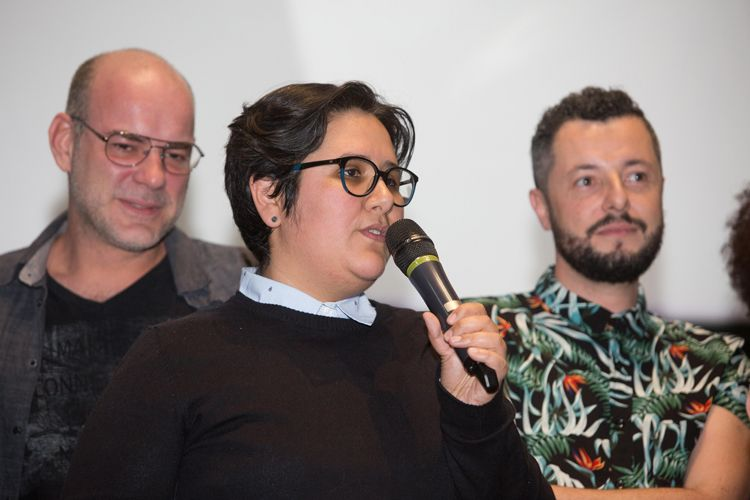Cinesesc / Juliana Rojas, diretora de As Boas Maneiras, apresenta seu filme