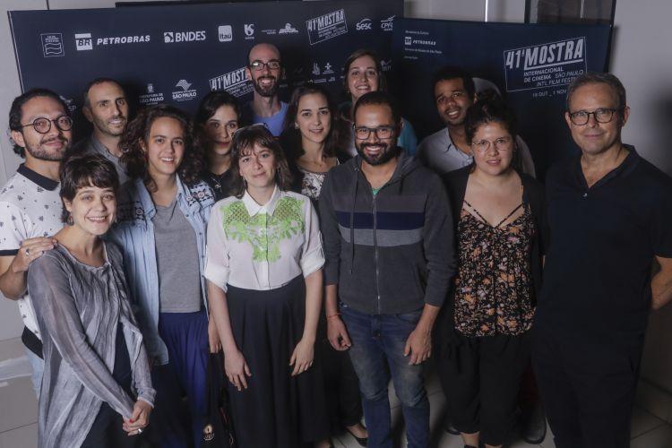 Equipe da Locarno Industry Academy