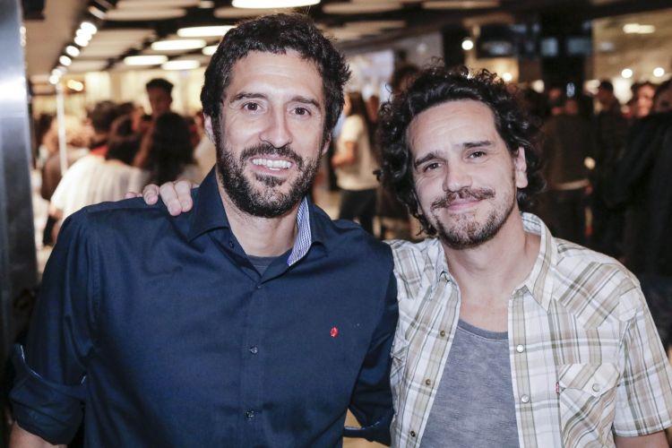 Johnny Araújo e Gustavo Bonafé, diretores do filme Legalize Já