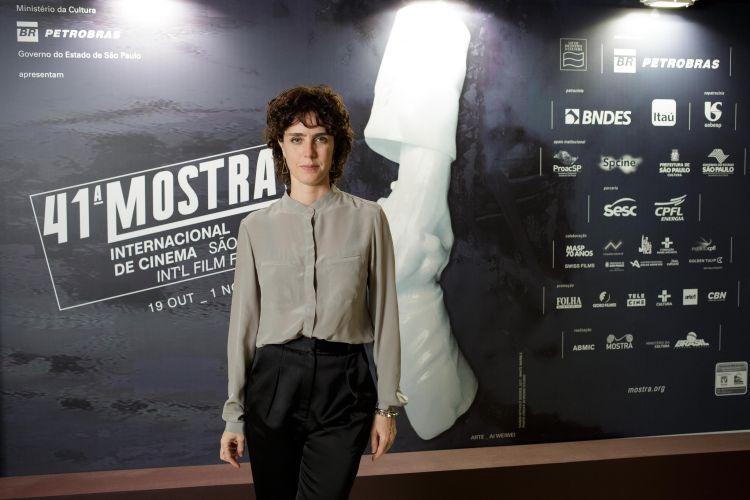 Carolina Jabor, diretora do filme Aos Teus Olhos