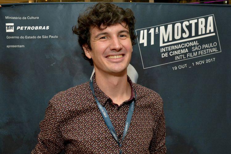 Quentin Delaroche, diretor do filme Camocim
