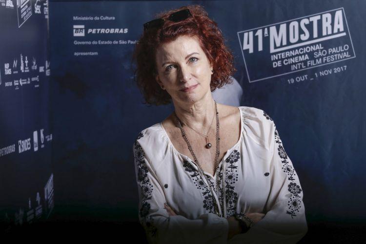 Emília Silveira, diretora do filme Callado