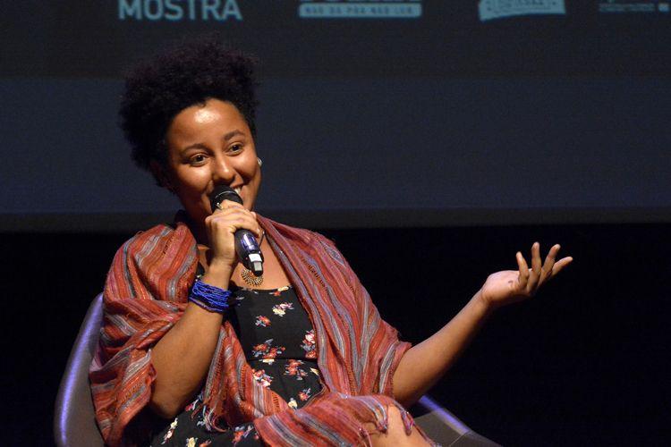 Instituto Itaú Cultural – I Fórum Mostra-Folha – Rumos do Cinema e do Audiovisual / Mesa 1 – Representatividade no Cinema – Glenda Nicácio (cineasta)