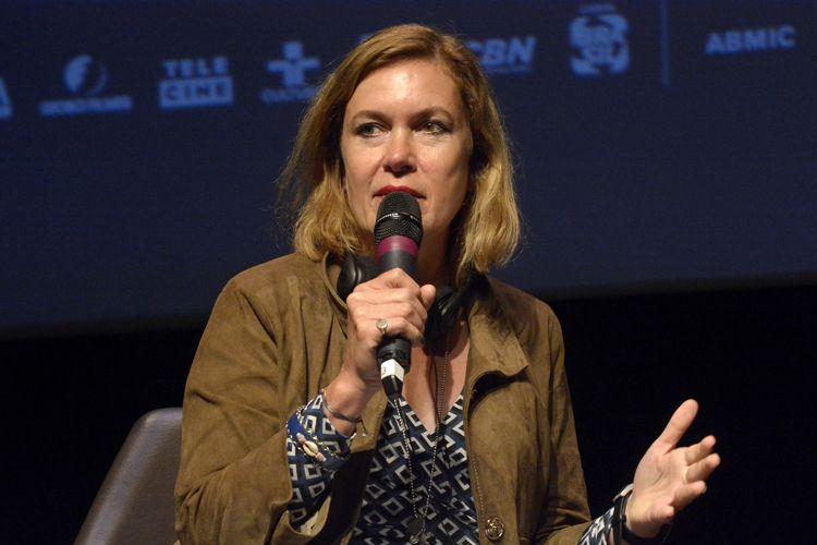 Instituto Itaú Cultural – I Fórum Mostra-Folha – Rumos do Cinema e do Audiovisual / Mesa 3 – Economia da Cultura: O Cinema em Números – Catherine Ann Berger (diretora da Swiss Films)