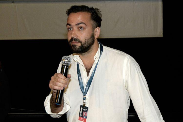 Espaço Itaú de Cinema – Frei Caneca 3 / Martín Aliaga, produtor, apresenta o filme Arpão, de Tom Espinoza