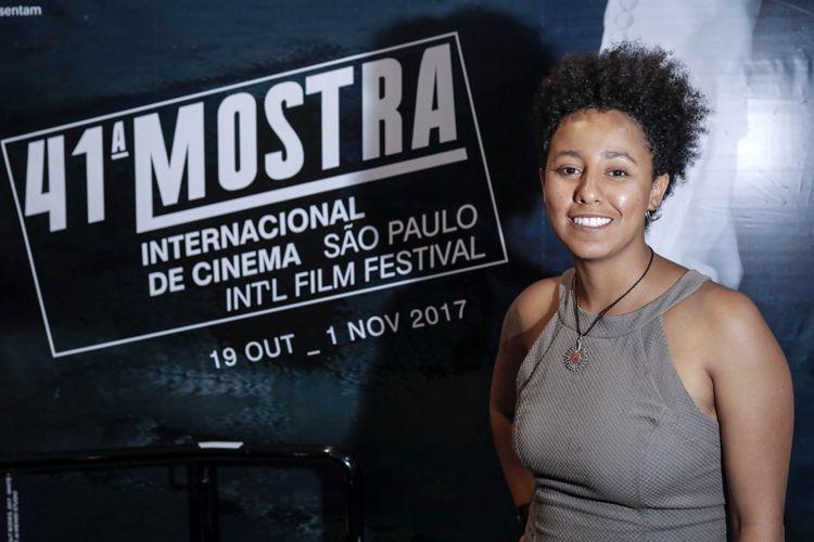 Glenda Nicácio, diretora do filme Café Com Canela