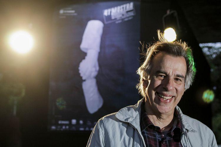 Lauro Escorel, cineasta e diretor de fotografia do filme Eles Não Usam Black Tie (1981, de Leon Hirzsman), exibido na 41ª Mostra