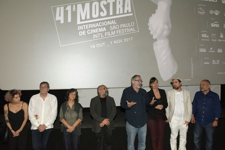 Espaço Itaú de Cinema – Frei Caneca 6 / O diretor Marcelo Gomes e a sua equipe apresentam a sessão de Cinema, Aspirinas e Urubus