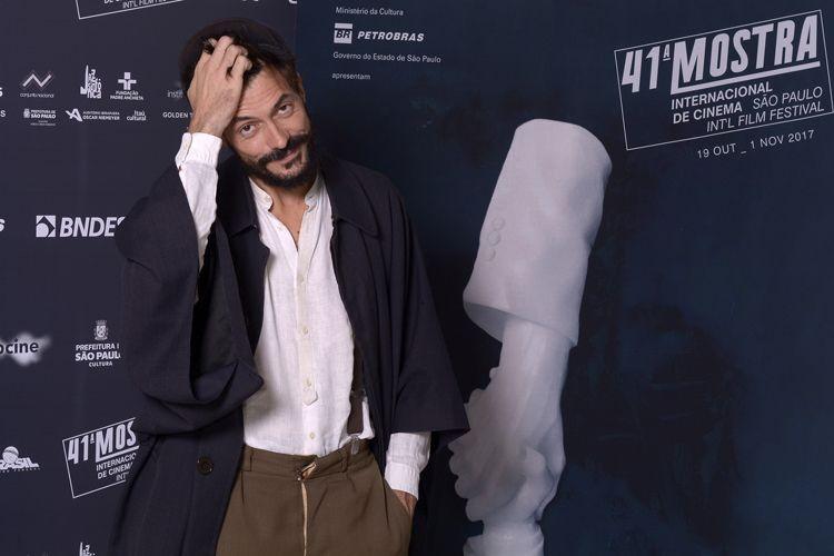 Vincent Moon, diretor do filme Híbridos, os Espíritos do Brasil