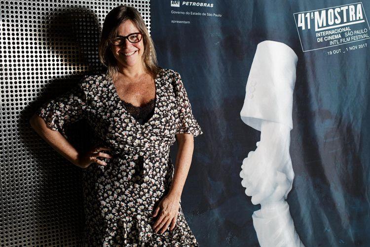 Angela Zoé, diretora do filme Henfil