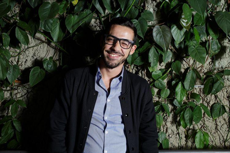 Karim Sayad, diretor do filme Sobre Ovelhas e Homens