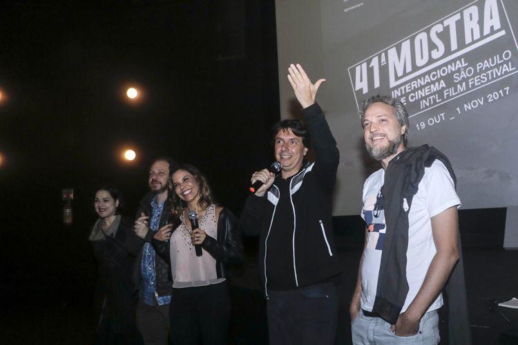 Espaço Itaú de Cinema – Augusta 1 / O diretor Marco Abujamra e a equipe do filme Paulo Autran – O Senhor dos Palcos, apresentam a sessão