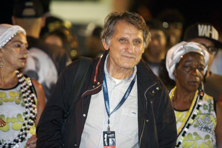 Ensaio da Escola de Samba Vai-Vai / Árpád Sopsits, diretor do filme Estrangulado