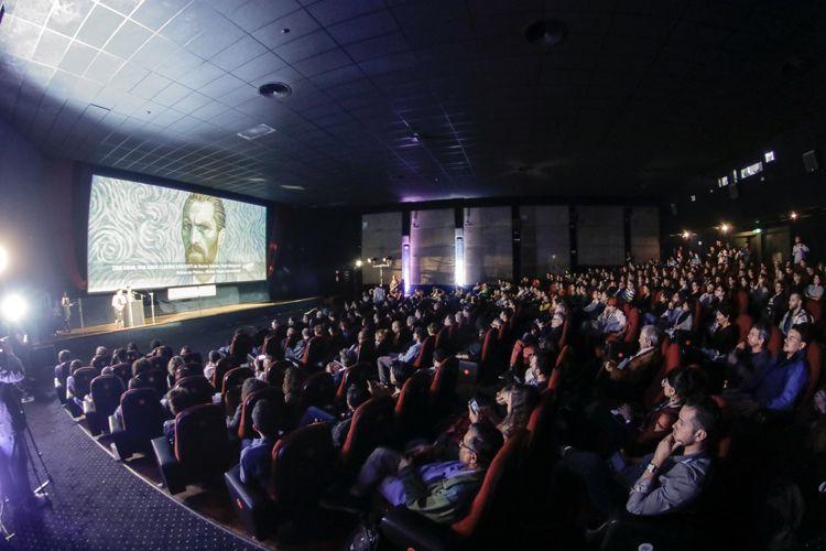 Cinearte 1 / O Troféu Bandeira Paulista, Prêmio do Público de Melhor Ficção Internacional é para o filme Com Amor, Van Gogh, de Dorota Kobiela e Hugh Welchman (Polônia, Reino Unido)