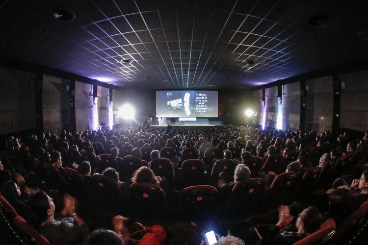Cinearte 1 / Público para a cerimônia de encerramento da 41ª Mostra