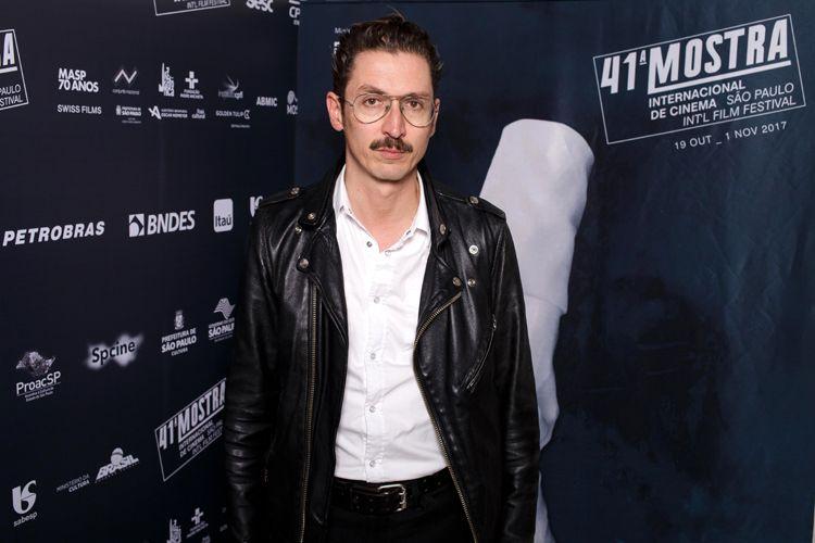 Paulo Furtado, ator do filme Desaparecer do Nada, de Pedro Maia