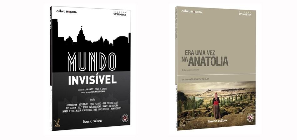 """Novos DVDs da Coleção Cultura Mostra: """"Mundo Invisível"""" e """"Era uma Vez na Anatólia"""""""