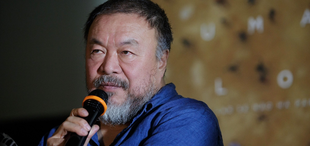 """""""Eu me preparei a minha vida toda para este filme"""", diz Ai Weiwei após a exibição de """"Human..."""