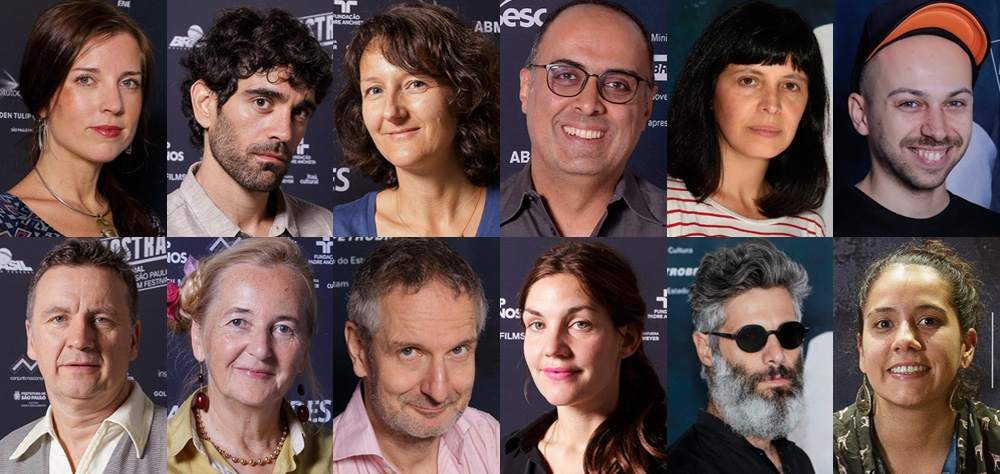 Read and see interviews with directors, actors and producers who came to the 41st Mostra